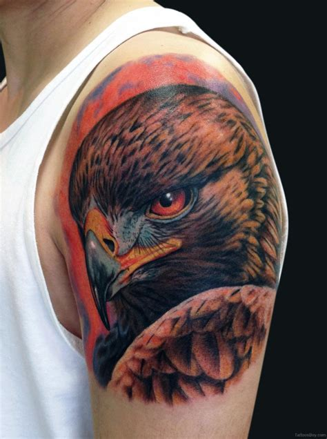 eagle shoulder tattoo 73 wonderful eagle shoulder tattoos