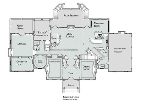 practical magic house plans practical magic house floor plan numberedtype