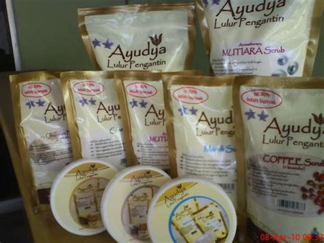Drk Lulur Scrub Bubuk Pemutih Khusus Badan Lulur Pengantin Aromatic Ayudya Ini Baik Untuk Memutihkan