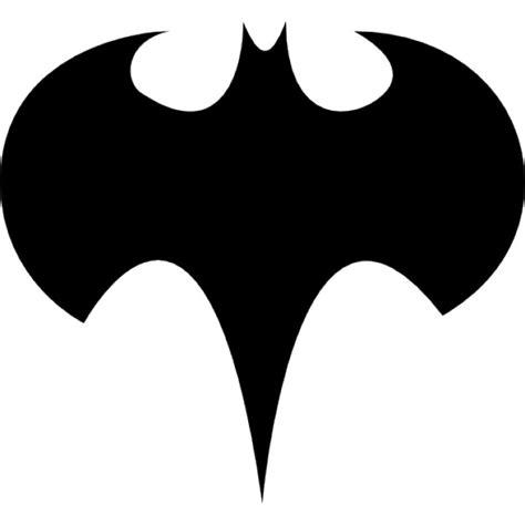 imagenes batman vector batman logo silhouette download der kostenlosen icons