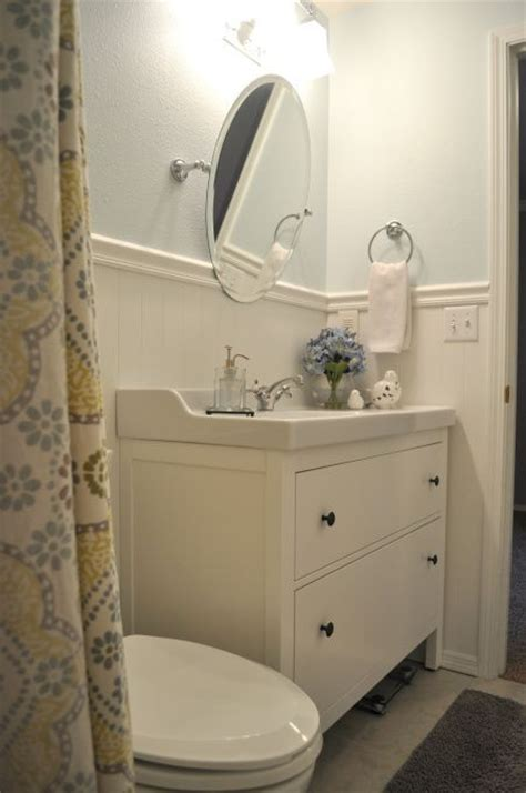 hemnes bathroom vanity ikea s hemnes vanity done well ba 241 o pinterest