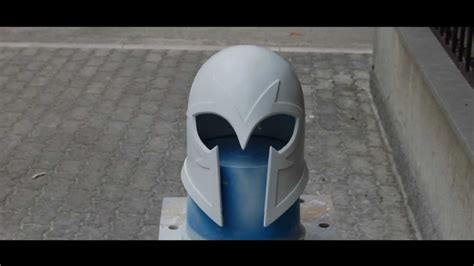 magneto helmet x men first class youtube