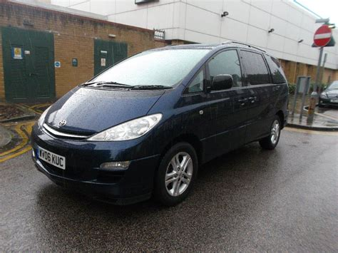 auto air conditioning repair 1997 toyota previa windshield wipe control used 2006 toyota previa 2 4 vvt i t spirit 5dr 7 seats for sale in london pistonheads