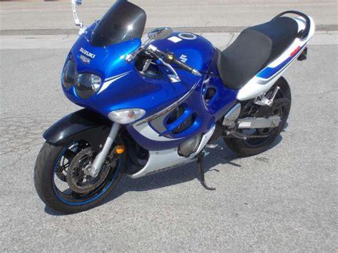 Suzuki Katana 2006 Buy 2006 Suzuki Katana 600 Sportbike On 2040 Motos