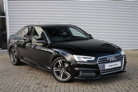 Audi A4 Tdi 2 0 by Used 2015 Audi A4 2 0 Tdi Ultra Sport 4dr For Sale In