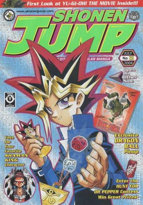 list of shonen jump shonen jump 2003 comic books