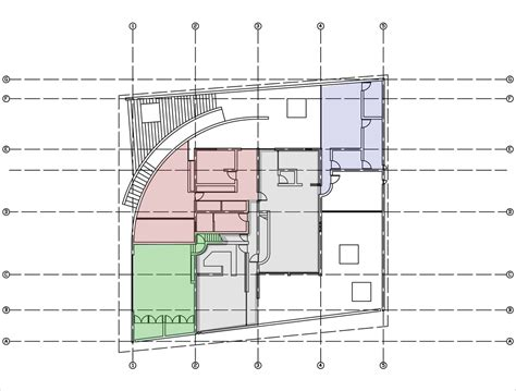 tadao ando floor plans kidosaki house tadao ando plan level 1 k i d o s a k