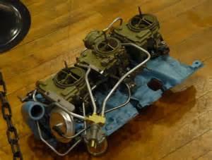 Pontiac Tri Power Carbs Curbside Classic Museum The Pontiac Oakland Museum And
