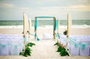 Beach Wedding Cakes Beach Weddings In Florida