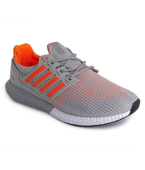 air sports gray running shoes price in india buy air