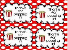 Welcome Back to School Labels FREEBIE!! Thanks for popping ... Free Clipart For Teachers Pay Teachers