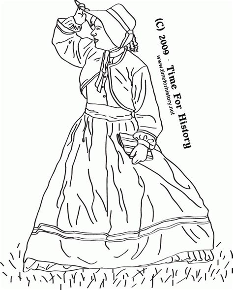 colonial jobs coloring pages colonial coloring pages kids coloring