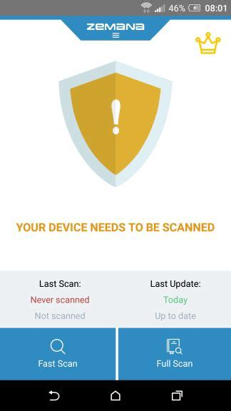 mobile antivirus scan remove pop up ads redirects or virus from android phone