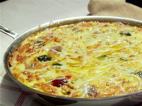 roasted vegetable frittata recipe ina garten food network