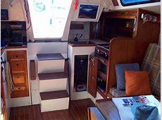 1972 Columbia hull 2 sloop sailboat for sale in California 26' Allmand