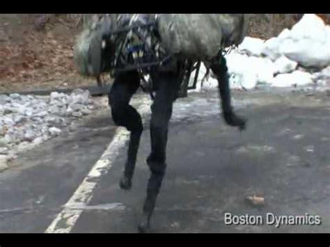 boston dynamics big bigdog overview updated march 2010 doovi