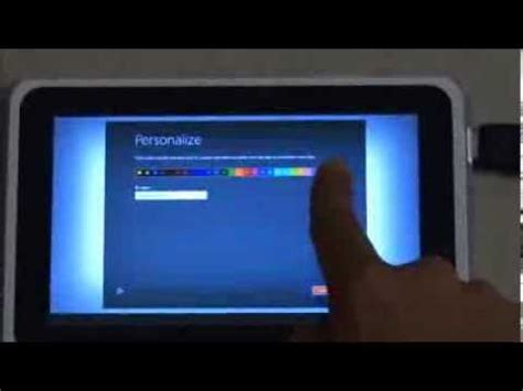 install android on windows tablet how to install windows 8 on android