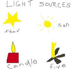 pictures of light sources cliparts co