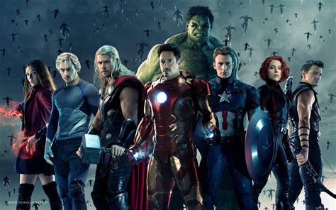 marvel film with all characters a guide to everyone in avengers age of ultron the