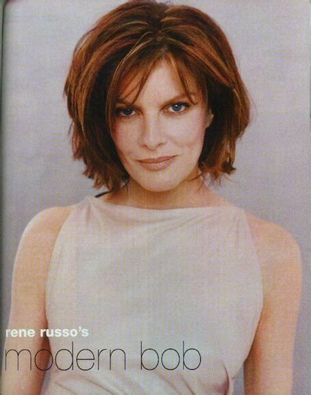 rene ruso hair color hair jeanne on pinterest rene russo thomas crown