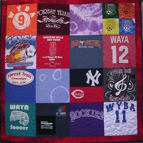 T Shirt Quilt Prices by T Shirt Quilt Service The Top Quilting Studio