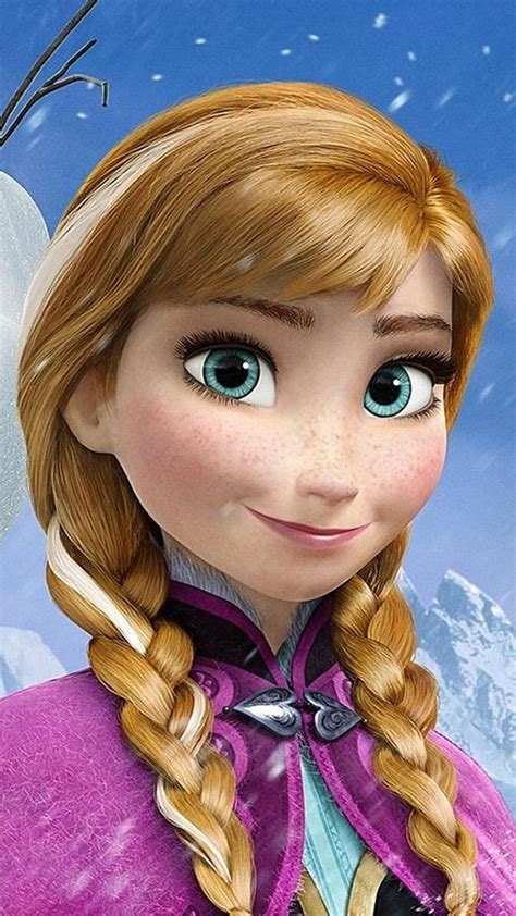 wallpaper frozen anna frozen anna best htc one wallpapers free and easy to