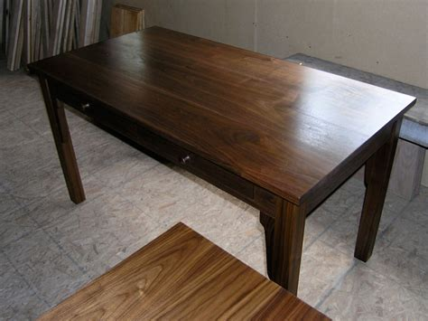 black walnut desk black walnut craftsman desk branch hill joinery