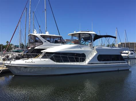 bluewater boats usa bluewater 510 custom series 1997 for sale for 125 000