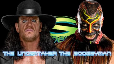 boogeyman  undertaker full match youtube