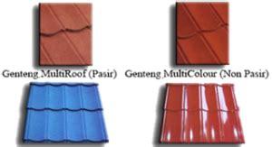 Multiroof Per M2 bahan bangunan daftar harga atap genteng murah terbaru januari 2018 daftarharga org