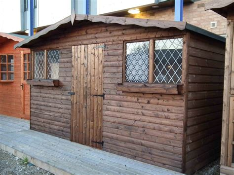 garden shedsummer houseft  ft royal adams ebay