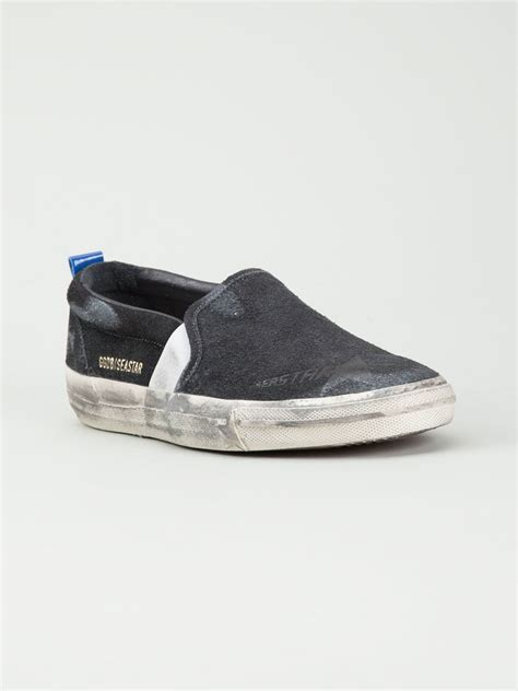 golden goose sneakers on sale golden goose deluxe brand sea slip on sneakers in