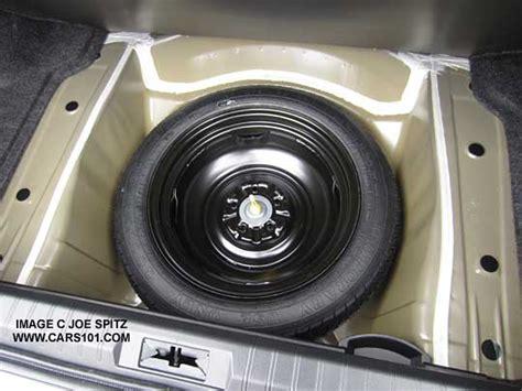 subaru spare tire 2015 subaru legacy research webpage