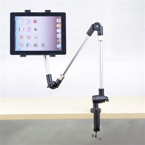 foldable desktop stand tablet desk table mount holder for