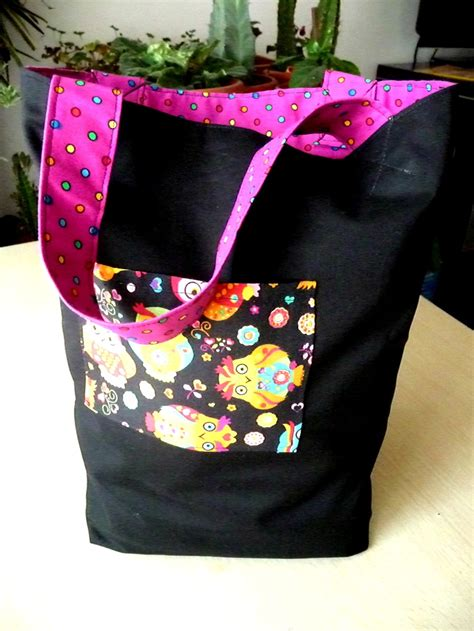 pattern for a tote bag with lining lined tote bag pattern allfreesewing com