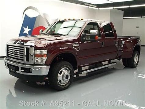 how to sell used cars 2009 ford f series auto manual sell used 2009 ford f350 lariat 4x4 off road diesel dually 32k mi texas direct auto in stafford