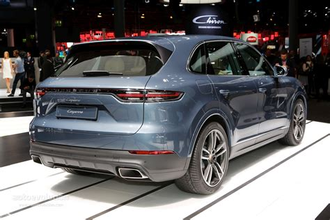 2019 Porsche Cayenne by 2019 Porsche Cayenne Turbo Is A Quot Sportscar Together Quot In