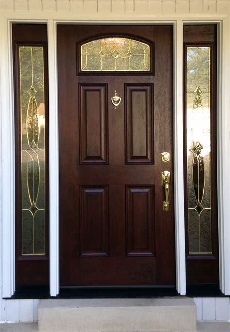 doors and fronts dark wood doors interior craftsman front door with