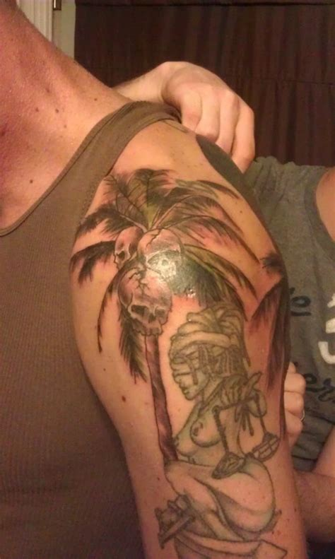 evil tree tattoo designs evil palm tree picture at checkoutmyink