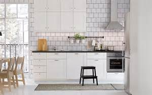 Ikea Cabinets Australia Cook Together In Classic Nordic Style Ikea