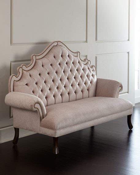 tufted banquette john richard collection william dining chair daniella