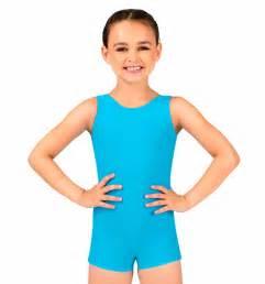 girls shiny dance leotards aliexpress com buy child tank biketard spandex kids