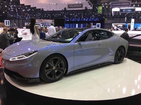 lax limousine nasce a torino venere la limousine elettrica dei cinesi