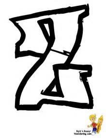 Graffiti Letters  Street Free In sketch template