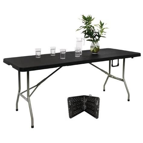 Table Terrasse 2375 by Table Pliante Au Centre Poly 233 Thyl 232 Ne 180cm Harik