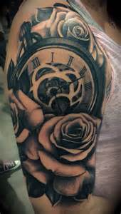 shoulder rose tattoo rose tattoo shoulder tattoo women s sleeve tattoo inkslingers black and grey this hurt