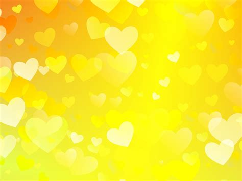 yellow heart pattern yellow hearts free stock photo public domain pictures