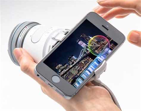 Kamera Olympus Air A01 Lensa Kamera Smartphone Olympus Air A01 Freemagz