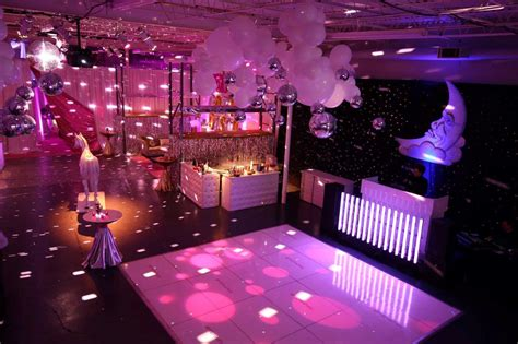 disco themed events pink fever wm eventswm events