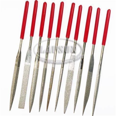 5 Pcs Metal Files Set Glass Tile Chisel Sharp Smooth Mold Repa 10pcs coating needle file set 180mm for jewelers